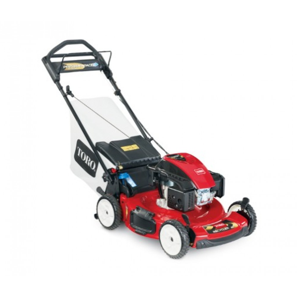 Toro Lawn Mower : Toro recycler quot personal pace walk behind lawn mower