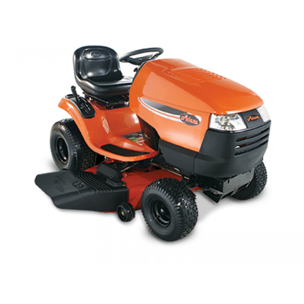 Lawn Mower Tractor : Ariens lawn tractor quot riding mower