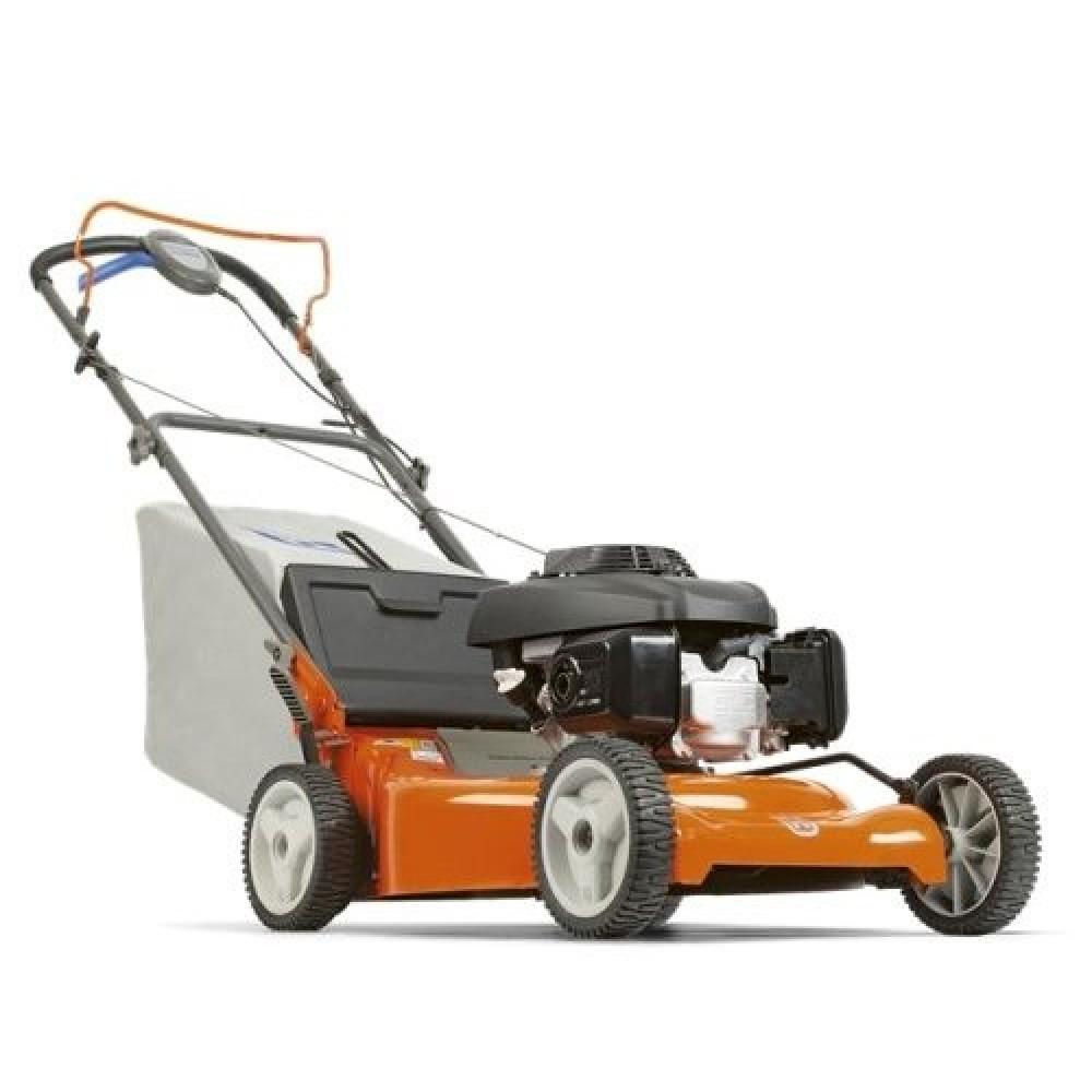 """Self Propelled Cart >> Husqvarna 7021R 21"""" Self Propelled Walk Behind Lawn Mower ..."""