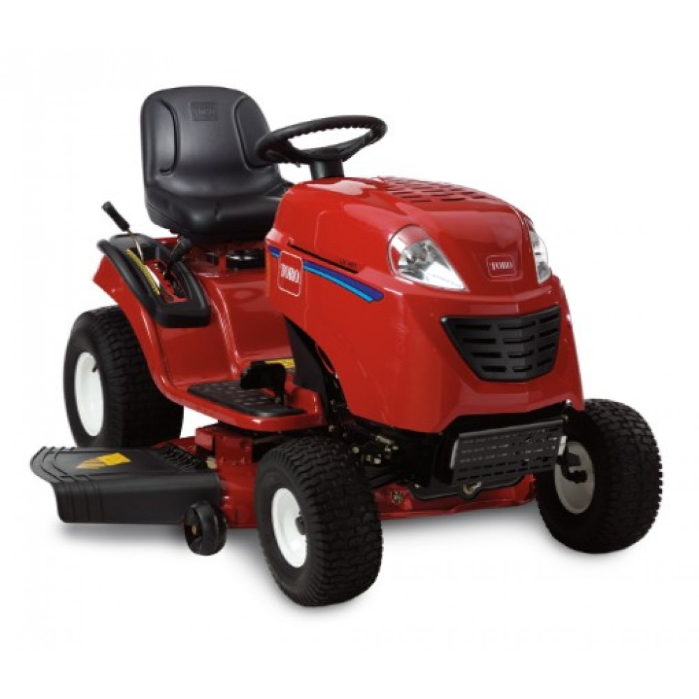 Toro lx468 lt 46 riding lawn tractor 13ap91rt848 mower for Motor for lawn mower