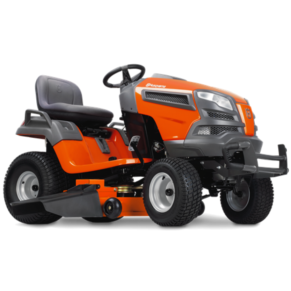 If you're a green thumb trying to go even greener, you can snag an electric mower. When you need some more power, check out a self-propelled lawn mower or riding tractor to make quick work of a shaggy looking lawn. Once you've found the perfect mower, you'll have a .