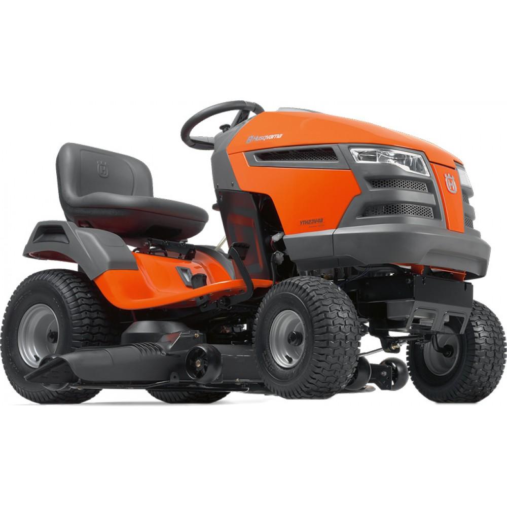 Husqvarna Lawn Tractor Transmission : Husqvarna yth v quot riding lawn mower