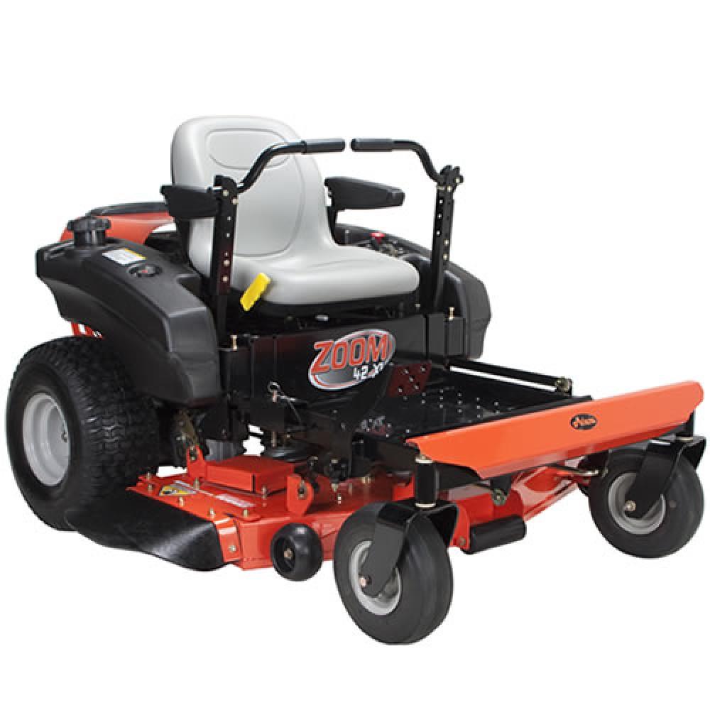Ariens Lawn Tractor Attachments : Ariens zoom xl quot zero turn lawn mower source