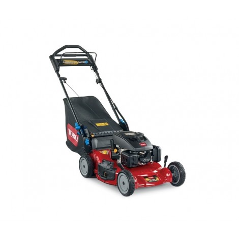 "Toro Super Recycler 21"" 159cc Toro OHV 21381 Personal Pace w / Iso-Flex Handle Lawn Mower"
