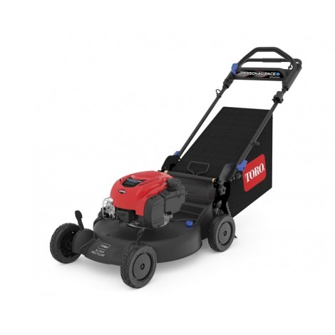 """Toro Super Recycler 21"""" 159cc Toro OHV 21389 Personal Pace Walk Behind Lawn Mower w/ Spin-Stop / FLEX Handle"""