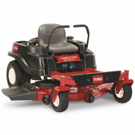 "Toro Time Cutter MX5000 50"" Deck 24.5HP Toro V-Twin Engine 74775 Zero Turn Lawn Mower"