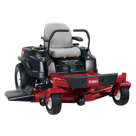 "Toro Time Cutter MX5025 50"" Deck 23.5HP Kawasaki V-Twin Engine 74775 Zero Turn Lawn Mower"