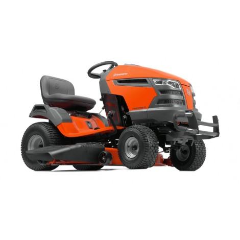 "Husqvarna YTH22V46XLS 46"" Briggs And Stratton 656cc 960430134 Riding Lawn Mower w/ Hydrostatic Drive 2012"