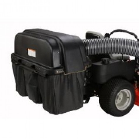 Ariens 891003 3- Bucket Cloth Bagger w/ Grass Pump Assist Fits Max Zoom