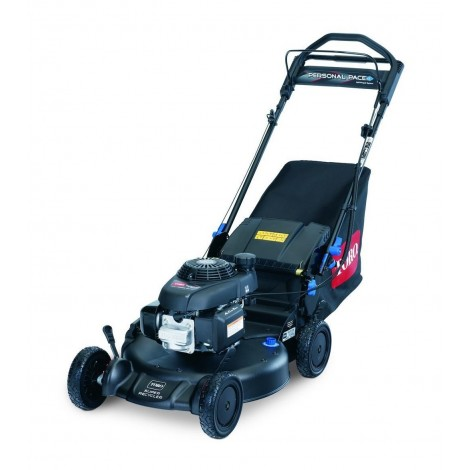 "Toro Super Recycler 21"" 160cc Honda 21382 Personal Pace w / FLEX Handle Walk Behind Lawn Mower"