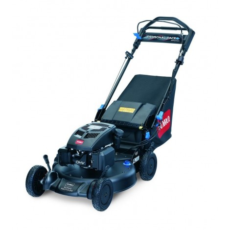 "Toro Super Recycler 21"" 159cc Toro OHV 21383 Personal Pace Walk Behind Lawn Mower w/ BSS / FLEX Handle"