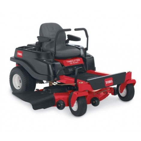 "Toro Time Cutter SS5060 50"" Deck 23HP Kawasaki 74632 Zero Turn Lawn Mower 2012"