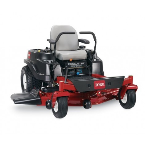 "Toro Time Cutter MX5050 50"" Deck 24.5HP Toro V-Twin 74771 Zero Turn Lawn Mower 2015"