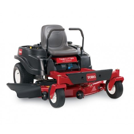 "Toro Time Cutter SS5000 50"" Deck 24.5HP Toro V-Twin 74731 Zero Turn Lawn Mower 2015"