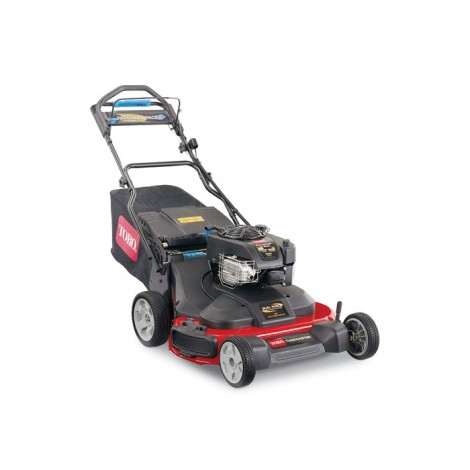 "Toro Time Master 30"" 223 cc Briggs and Stratton OHV 21199 Personal Pace Walk Behind Lawn Mower w/ BSS"