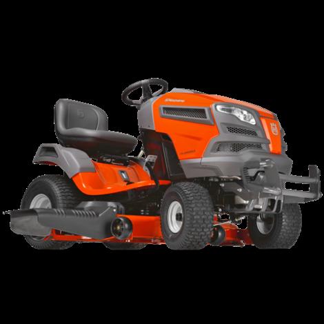 """Husqvarna YT54LS 54"""" Kawasaki 726cc 960430152 Riding Lawn Mower w/ Hydrostatic Drive"""