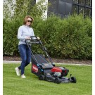 "Toro Super Recycler 21"" 159cc Toro OHV 21387 Personal Pace Walk Behind Lawn Mower w/ Electric Start / Smart Stow / FLEX handle"