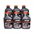 Echo 2 Stroke Power Blend Oil 6-Pack 2 Gallon Mix 6450002