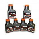 Echo 2 Stroke Power Blend Oil 6-Pack 1 Gallon Mix 645001