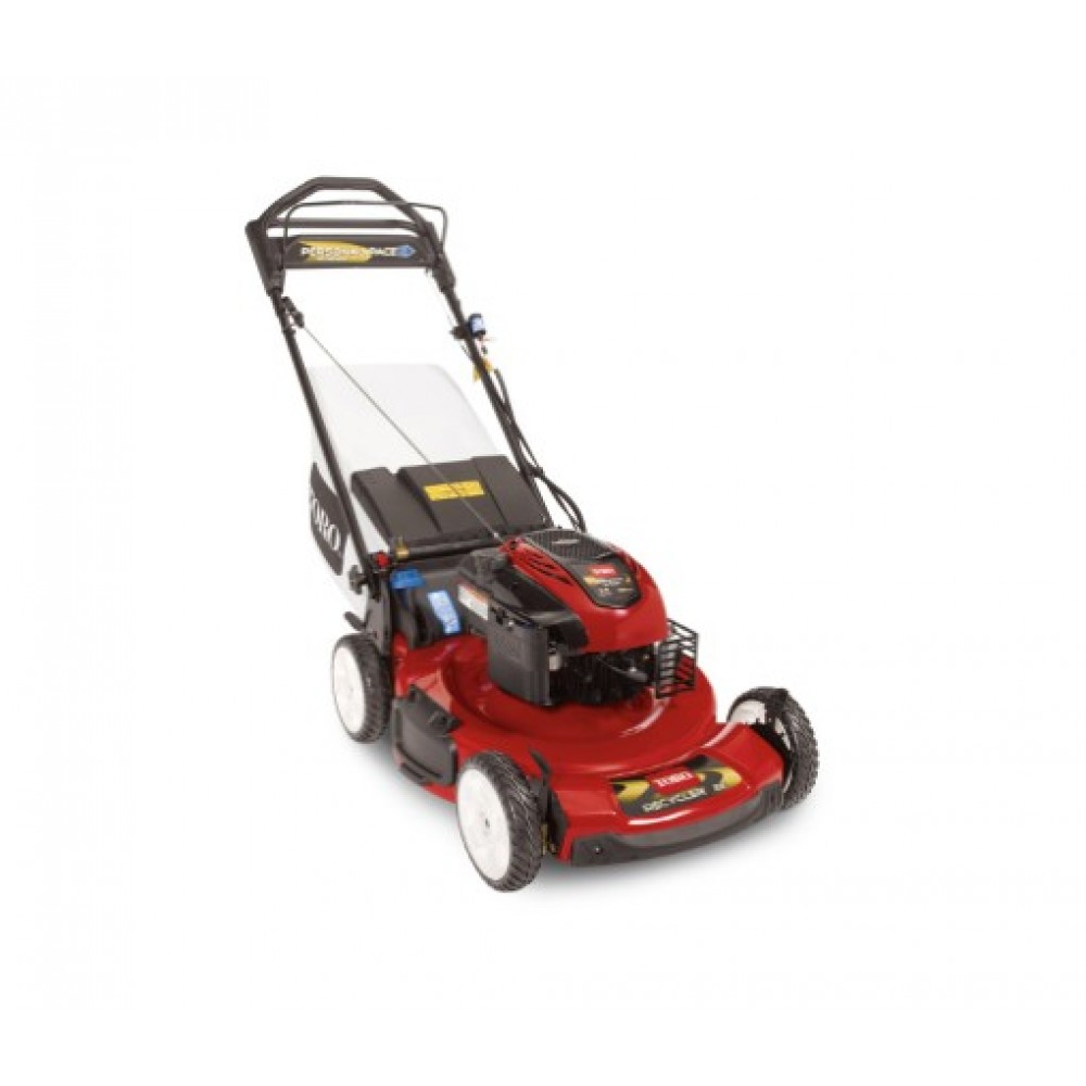 Briggs And Stratton Mower : Toro recycler quot personal pace walk behind lawn mower