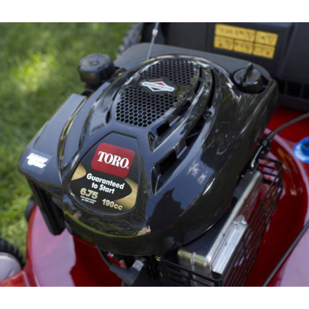 Toro Recycler 22 Quot Personal Pace Walk Behind Lawn Mower