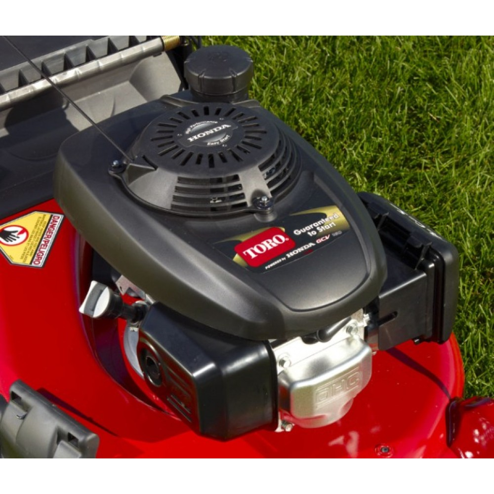 "Honda Car Engines: Toro Super Recycler 21"" Personal Pace Walk Behind Lawn"