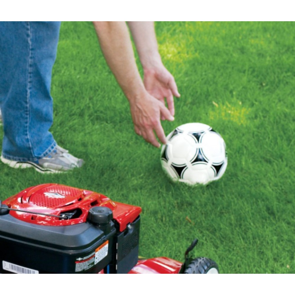 Toro Recycler 22 U0026quot  Personal Pace Walk Behind Lawn Mower 20333