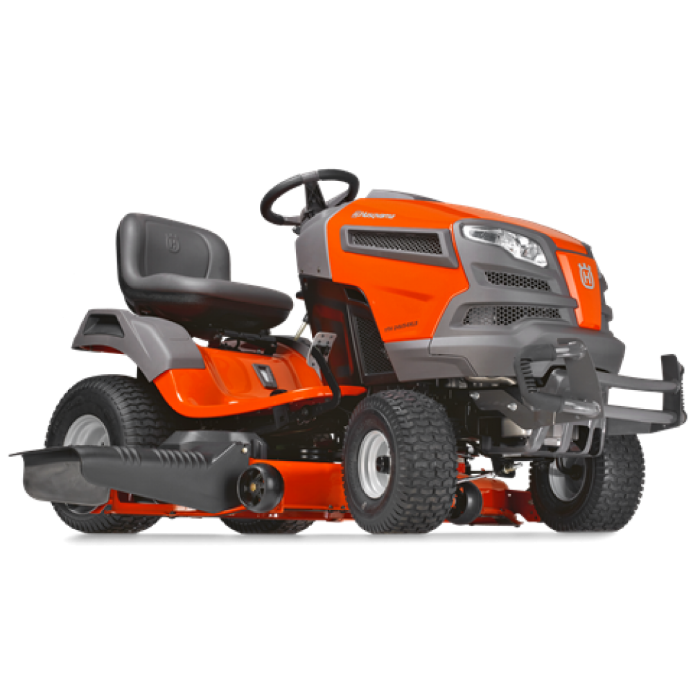 how to change oil in husqvarna riding lawn mower