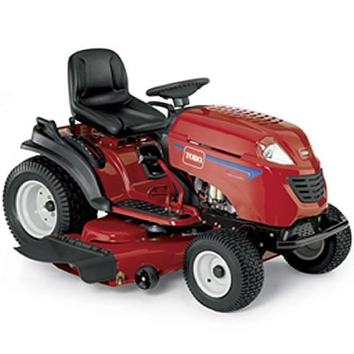 Toro Tractor Seat : Toro gt quot riding garden tractor aq rp mower
