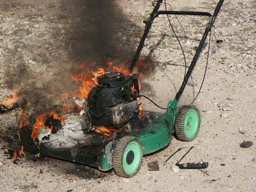 Lawn Tractor Safety : Lawn mower safety archives care tips